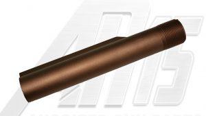 ar15-brown-anodized-ar-15-buffer-tube