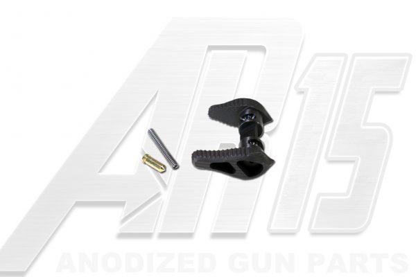 Black Anodized AR15 Ambidextrous Safety