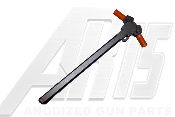 ar15-ambi-charging-handles-ar-15--Ambidextrous-anodized-orange