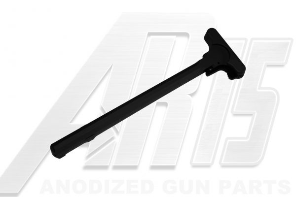 black-anodized-ar15-charging-handle