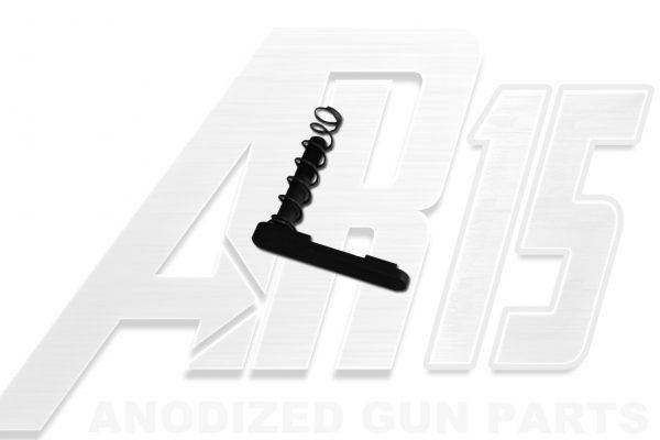 black-anodized-ar15-magazine-catch-latch