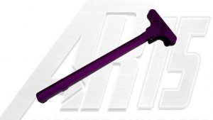 Blood Moon Purple Anodized AR15 Charging Handle