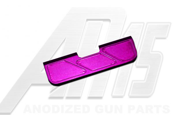 Blood Moon Purple Anodized AR15 Ejection Port Dust Cover
